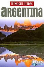 Insight Guides: Argentina (2007, Paperback, Revised)