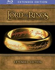 The Lord of the Rings: The Motion Picture Trilogy - Extended Editions (Blu-ray)