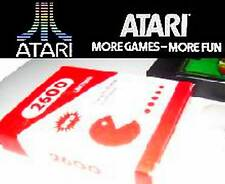 Super 2600 Cartridge ATARI 2600 128 juegos games in 1 VCS vintage modul cartucho