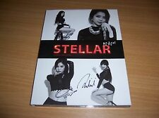 Stellar - Fool. Signed Promo CD. South Korean. K-Pop (No Photocard)