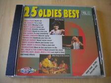 25 oldiest best vol. 12 CD 1995 Bee Gees Marvin Gaye Roy Orbison Kim Carnes Mud