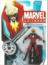 MARVEL UNIVERSE SERIES 3 #01 CAPTAIN MARVEL 3.75 INCH FIGURE