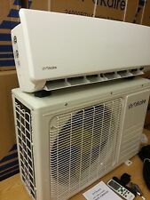 Sharkaire 220 Volt 1 Ton Heat Pump Mini Split Air Conditioner Slim Ductless
