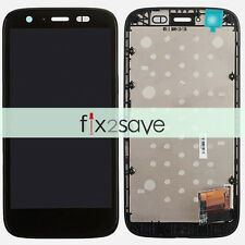 Motorola Moto G LTE XT1045 LCD Display Touch Screen Digitizer + Frame Assembly