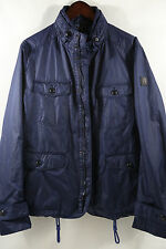 Hugo Boss 'Orgent-W' Waxed Cotton Blend Jacket Size 42