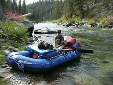 """14'6"""" Saturn Whitewater Raft with NRS Bighorn II Frame Package"""