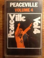 Peaceville Vol 4 Cassette Tape 1992 My Dying Bride Anathema Paradise Lost