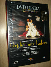 DVD OPERA COLLECTION ORPHEE AUX ENFERS OFFENBACH BADEA VIDAL MONNAIE BRUSSELS