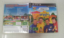 singstar the wiggles PS3