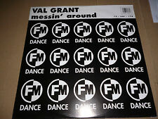 "Val Grant – Messin 'Around (12"")"