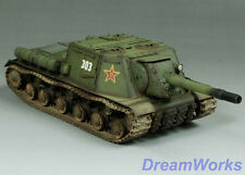 Award Winner Built Dragon 1/35 Soviet JSU-152 Heavy Self Propelled Gun
