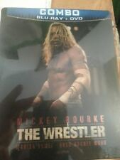 The Wrestler (Combo Blu-ray/DVD, Canadian, French incl. - RARE STEELBOOK))