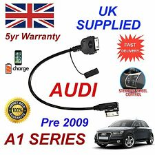 For AUDI A3 4F0051510C 3gs 4 4s iPhone & most iPods ami mmi Audio Cable pre 2009