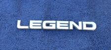 """ACURA LEGEND TRUNK EMBLEM 6 3/4"""""""