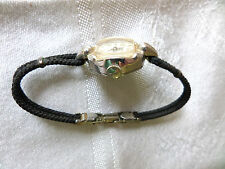Vintage Elgin Starlite 17 Jewels Ladies Wrist Watch 1960's era Overwound