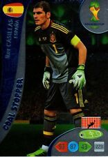 ADRENALYN WORLD CUP 2014 Brasil CASILLAS ESPANA GOAL STOPPER