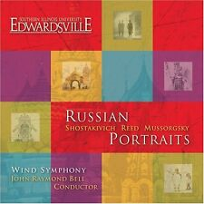 Russian Portraits (SIUE Wind-Symphony, John Bell, Limited Ed., Mark Masters)