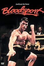 Bloodsport (BRAND NEW DVD Snap Case) Jean-Claude Van Damme FREE SHIPPING !!