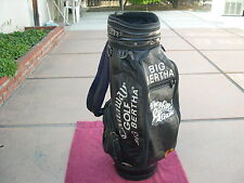 "CALLAWAY BB S2H2, ""The Skins Game"" Logo, 9"" VINTAGE STAFF BAG - VERY COLLECTIBLE"
