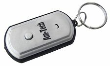 KEY RING WHISTLE KEY FINDER FLASHING BEEPING REMOTE FIND LOST KEYFINDER LOCATOR