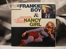 FRANK & NANCY SINATRA - FRANKIE BOY & NANCY GIRL LP VG+/VG+ ITA 1967 SRI 1006