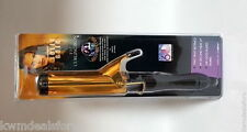 "Windmere Professional Solid Gold 1 1/2"" Quick 60 Second Heat Up Curling Iron"