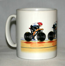 Cycling Mug. Joanna Rowsell, Dani King and Laura Trott