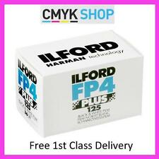 ILFORD FP4 PLUS 35mm 36 exp B+W (5 Pack) **Free 1st UK P&P**
