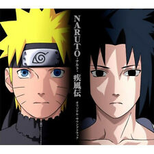 NARUTO SHIPPUDEN Original Soundtrack OST Album  MICA-0896 (Free Shipping)
