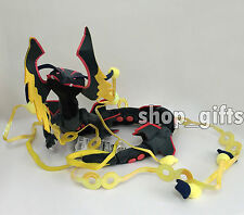 "Pokemon Plush Mega Rayquaza #384 Soft Toy Stuffed Animal Teddy Doll 30"" NWT"