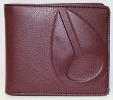 Men's Nixon Haze Bi-Fold Leather Look Wallet. RRP $39.99. NWOT.