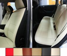 Front and Rear Leatherette Car Seat Covers Fits MERCEDES C-Class 1993-2007 W202