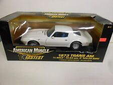 ERTL 1973 Trans Am White (Die-Cast - 1:18 Scale)