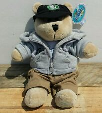 Starbucks San Francisco City Local Bearista Teddy Bear Plush - 2005 NEW tags