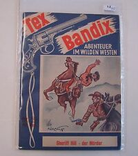 NUOVA Frank Allan/TEX Bandix (voco) N. 95 (z1-2)
