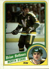 Lot Of 275 1984-85 Topps Hockey Brian Bellows Card # 71