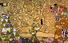 The Tree of Life  by Gustav Klimt   Giclee Canvas Print Repro