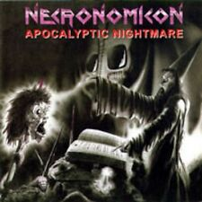 NECRONOMICON Apocalyptic Nightmare CD ( o164a ) 162316
