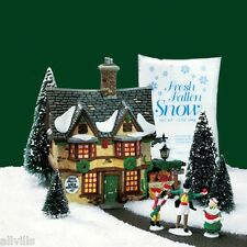 SETON MORRIS SPICE MERCHANT HOMES For The HOLIDAY DEPT 56 DICKENS VILLAGE SET 10