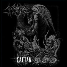 NERGAL - Saetan 666 CD  New 5x4 OFFER! Ask for details.