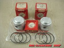 NOS Honda CB175 CD175 CL175 SL175 CA175 Piston + Ring Set OS3  0.75  / GENUINE
