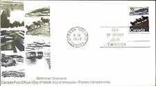 CANADA Day of Issue Cover Briefmarke Bergziegen Wildlife FDC 1972 Stempel OTTAWA