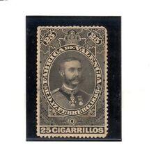 España Fiscal Cigarrillos Fabrica de Valencia año 1885 (BS-608)