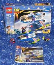 Buzz's Star Command Spaceship Lego 7593 Disney Toy Story Complete Set with Box