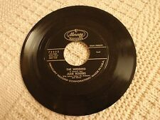 JULIE ROGERS  THE WEDDING/WITHOUT YOUR LOVE  MERCURY 72332