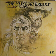 "OST - THE MISSOURI BREAKS - JOHN WILLIAMS  12""  LP (Q819)"