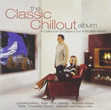 CLASSIC CHILLOUT ALBUM / VARIOUS ARTISTS * (CD) sealed