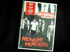 One Direction - Midnight Memories CD Sealed Deluxe Yearbook Edition