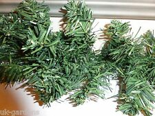 Christmas Decorations - 1.8m 6ft Green Spruce Garland - Indoor Home Decoration