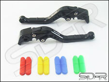 Ducati 659 Monster SDR RCI Short Brake Clutch Levers Black
